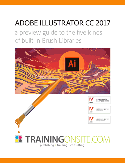 Illustrator CC 2017 brushes guide