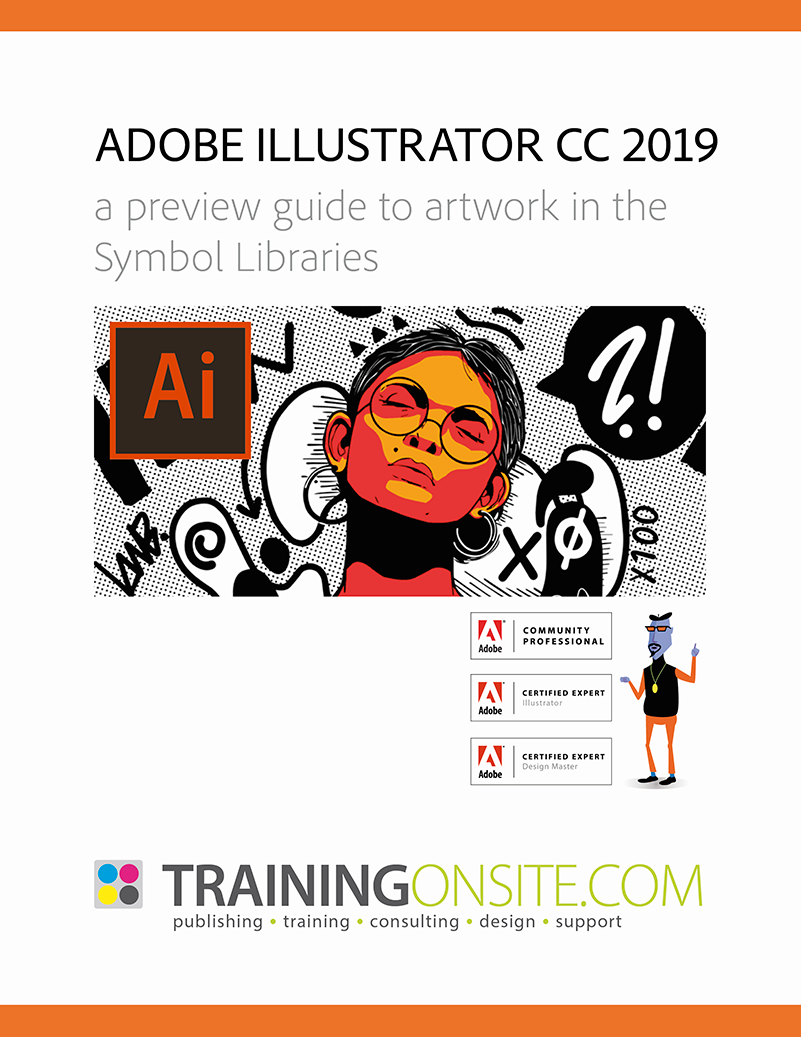 Illustrator CC 2019 symbols
