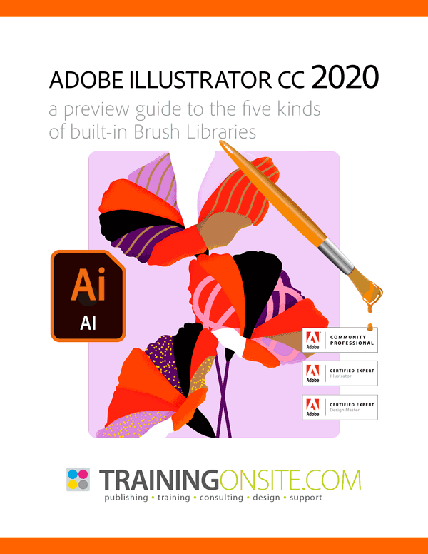 Illustrator CC 2020 Brushes