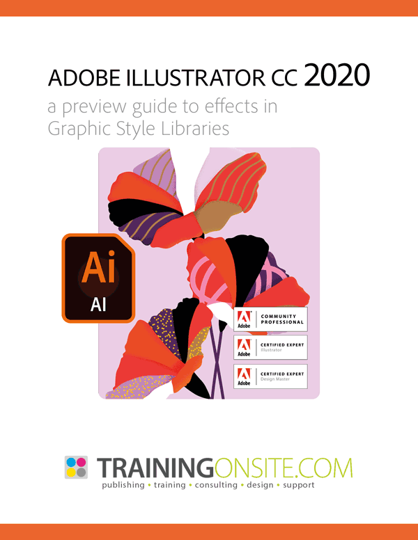 Illustrator CC 2020 Graphic Styles