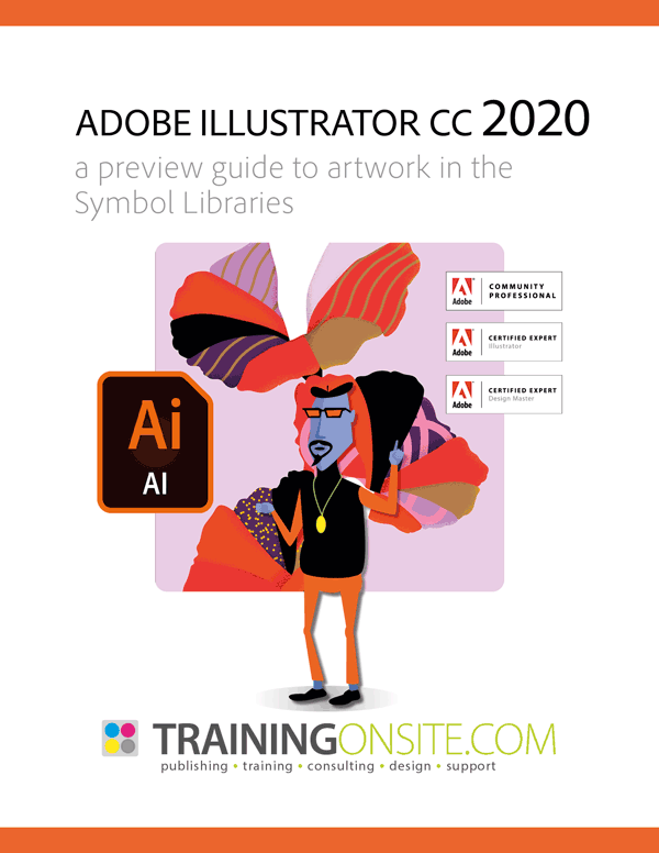 Illustrator CC 2020 Symbols