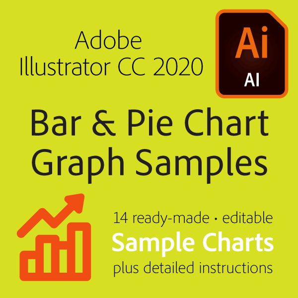 Mike's Illustrator CC 2020 Graph Samples