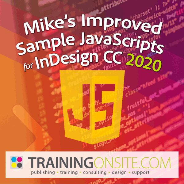 Mikes Improved Sample JavaScripts 2020